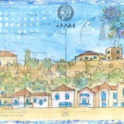 Postcard-16-Village-view