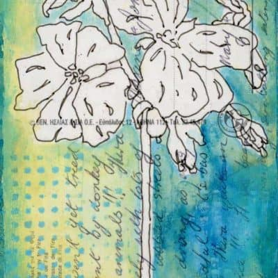 Postcard-2-Santorini-flower