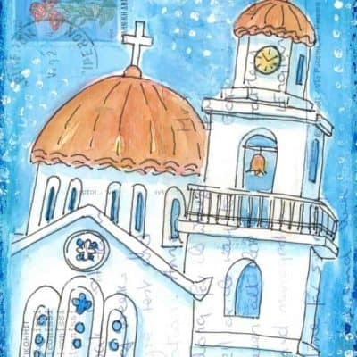 Postcard-8-Corfu-Church