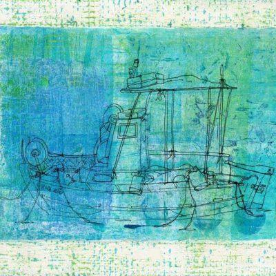 Shimmering-Boat