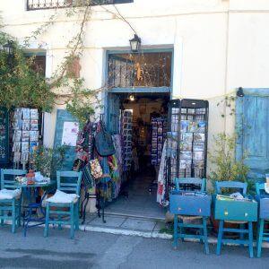 Antiques, shop, paintings, exhibition, koroni
