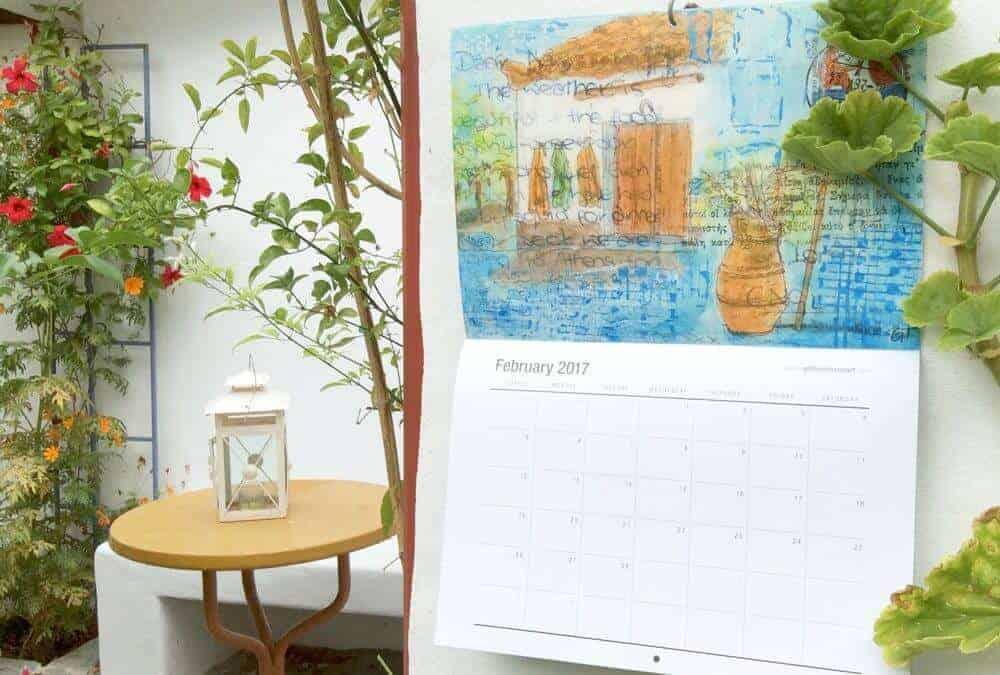 2017 Art Calendars