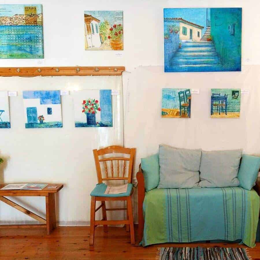 art exhibition in koroni
