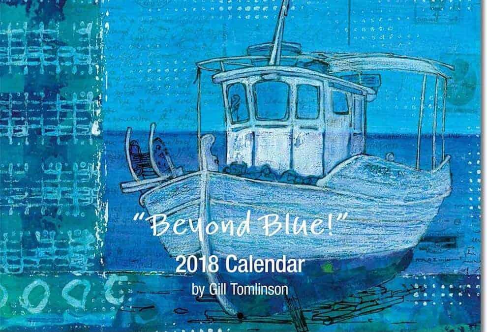 2018 Art Calendar – Now Available!