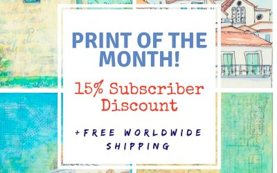 Introducing… Print of the Month!