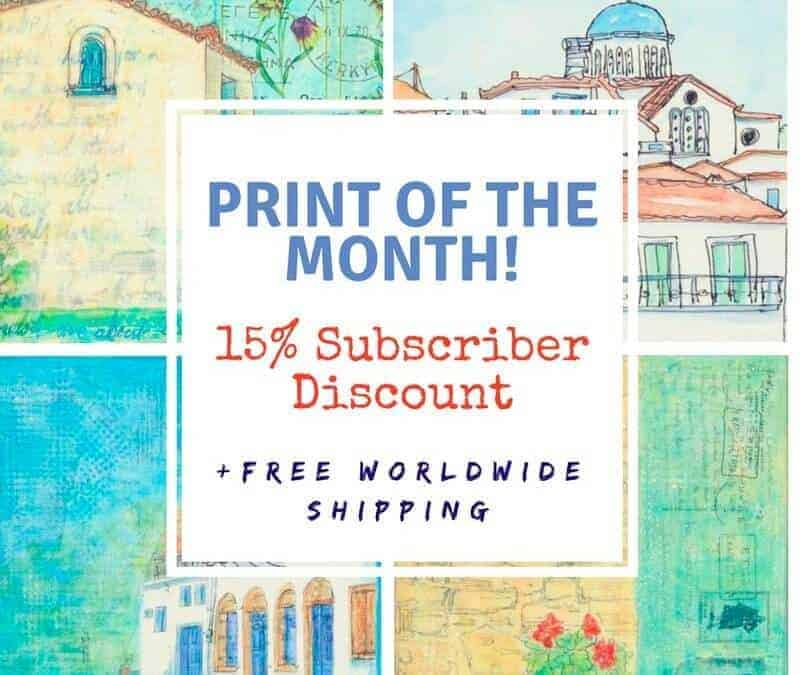 Print of The Month – May