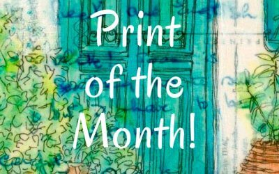 April Print of The Month!